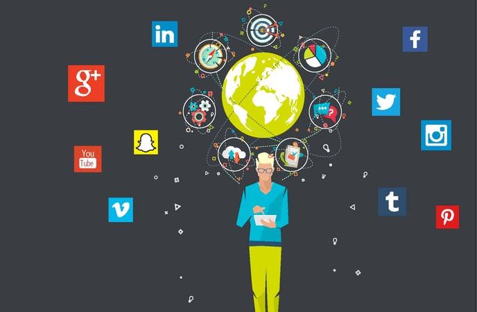 social media marketing great examples
