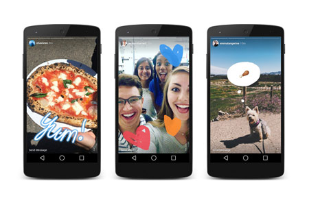 instagram stories digital marketing