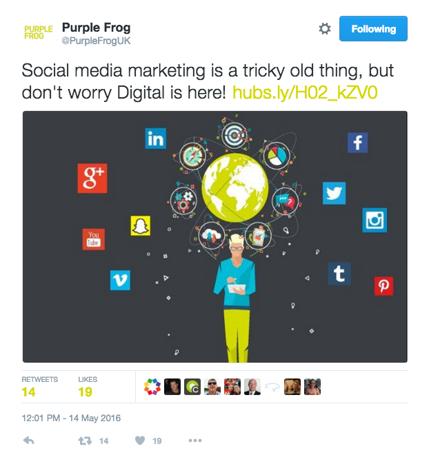 social media engagement for seo