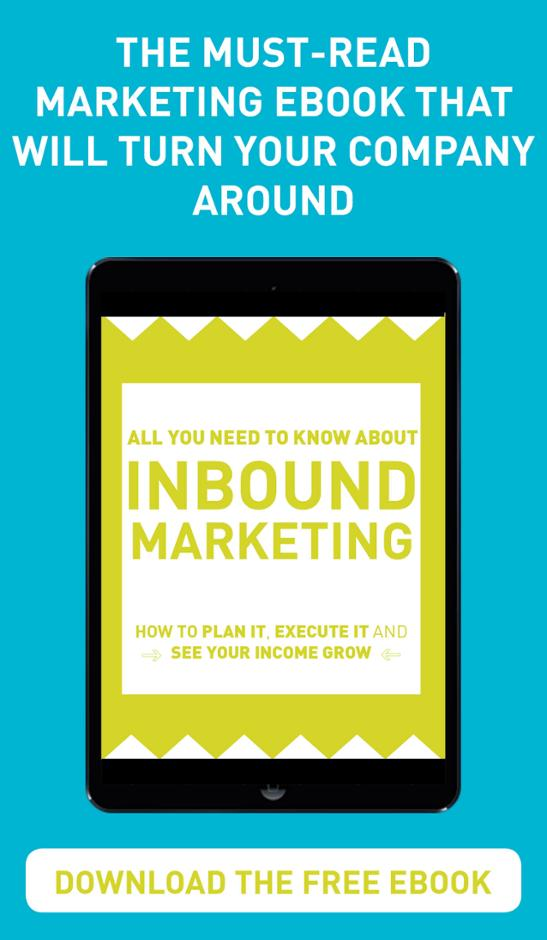 Inbound marketing campaigns